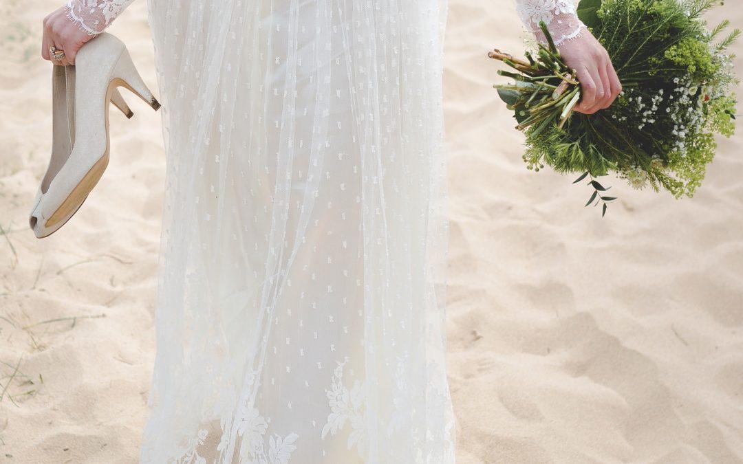 Vestidos de novia: ¿qué es el plumeti?