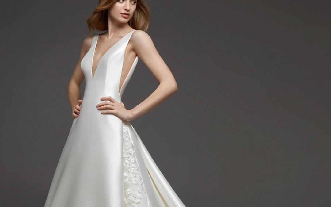 tipos de blanco para vestidos de novia | antigua fábrica de harinas