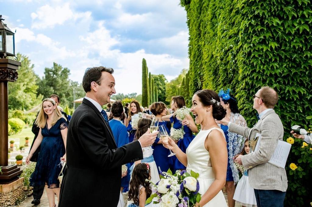 salir bien en las fotos de boda