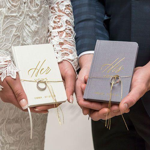 escribir votos matrimoniales originales