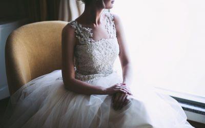 Tipos de escotes en vestidos de novia