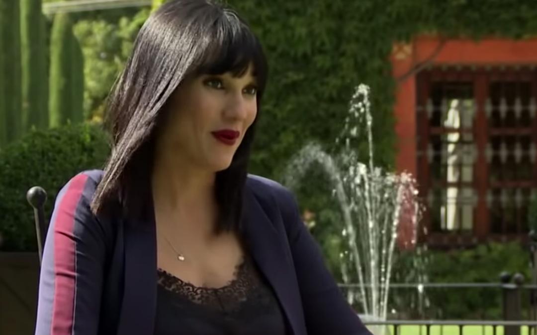 Entrevista a Irene Villa en AFH