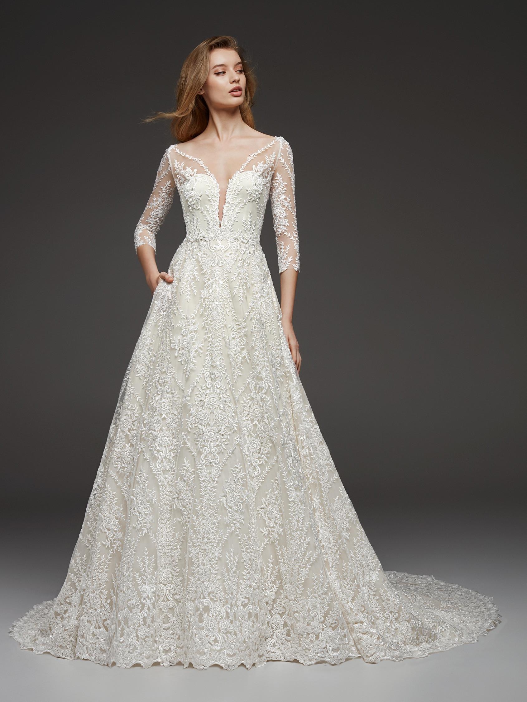 De blanco historia del vestido de novia
