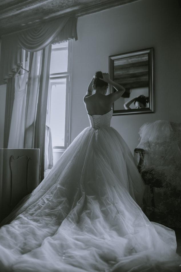 cuándo comprar el vestido de novia