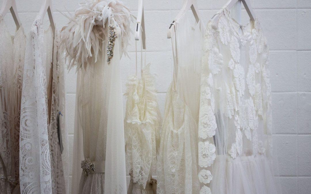 ¿Cuándo comprar el vestido de novia?