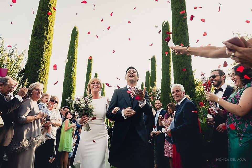 Cómo elegir las flores para una boda