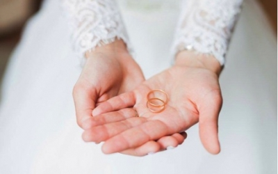 Alíate con los nuevos anillos de boda