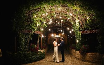 Especial bodas de noche: las mejores ideas de iluminación