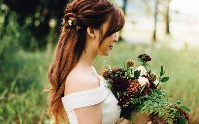 Peinados de boda: ideas para lucir radiante