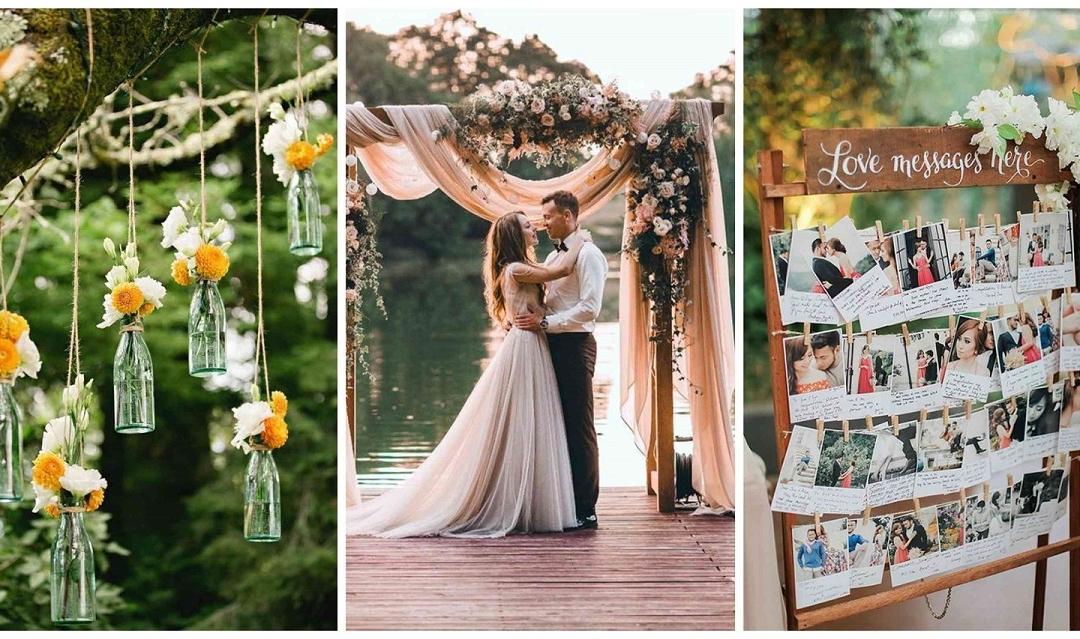 7 ideas para una boda única y diferente